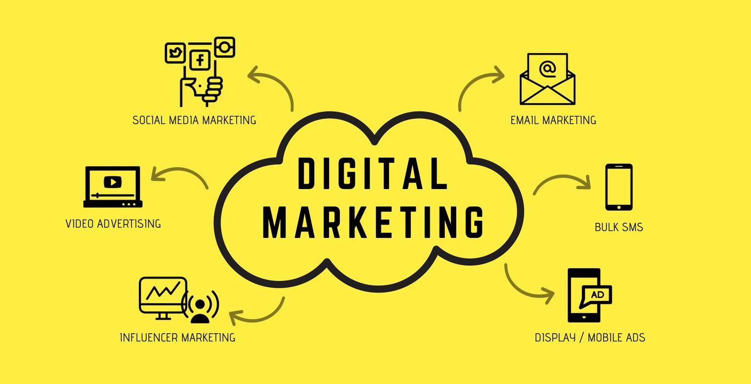 belajar digital marketing online